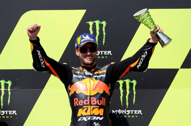Brad Binder is the first South African to win a premier-class grand prix. (Photo: GALLO/ GETTY IMAGES)