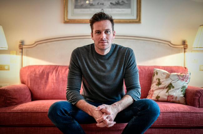 Armie Hammer stars as Maxim de Winter in Netflix's adaptation of Rebecca. (Photo: Getty Images/Gallo Images)