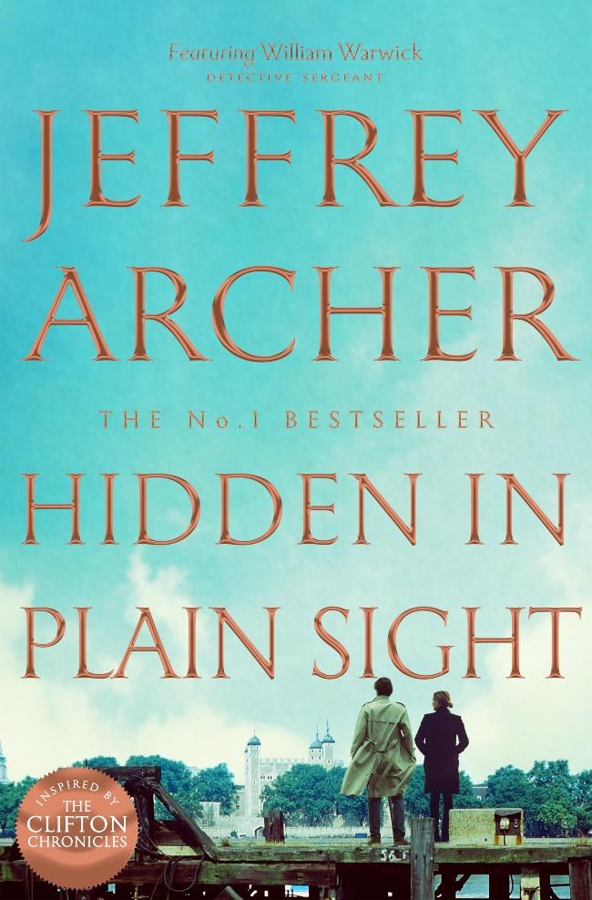Hidden In Plain Sight By Jeffrey Archer Macmillan