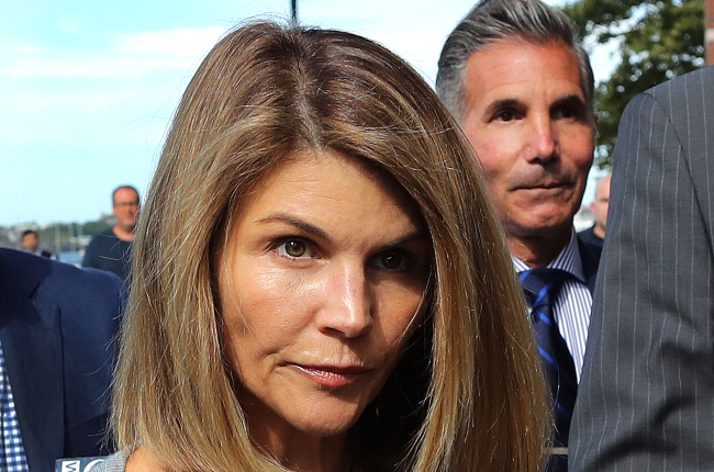 Lor Loughlin will be spending the next two months in jail for her role in the college admissions scandal that rocked the US last year (Photo: Gallo Images/Getty Images)