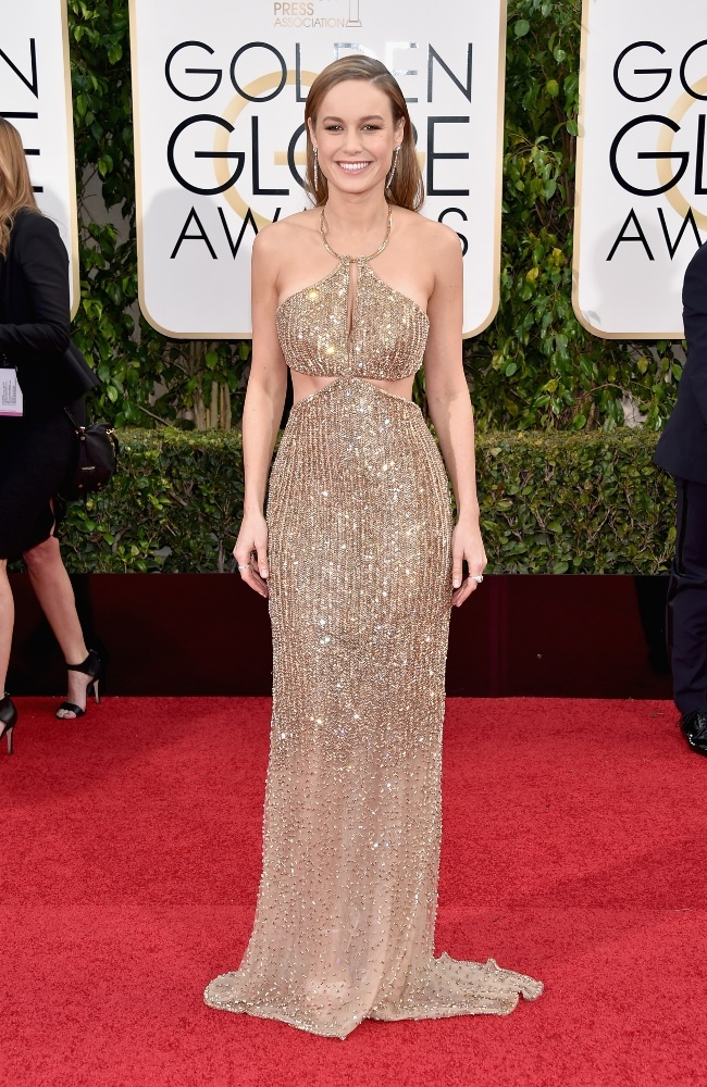At the 73rd Annual Golden Globe Awards in Californ