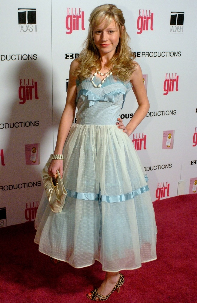 At the ELLEGIRL's First Annual Hollywood Prom in L