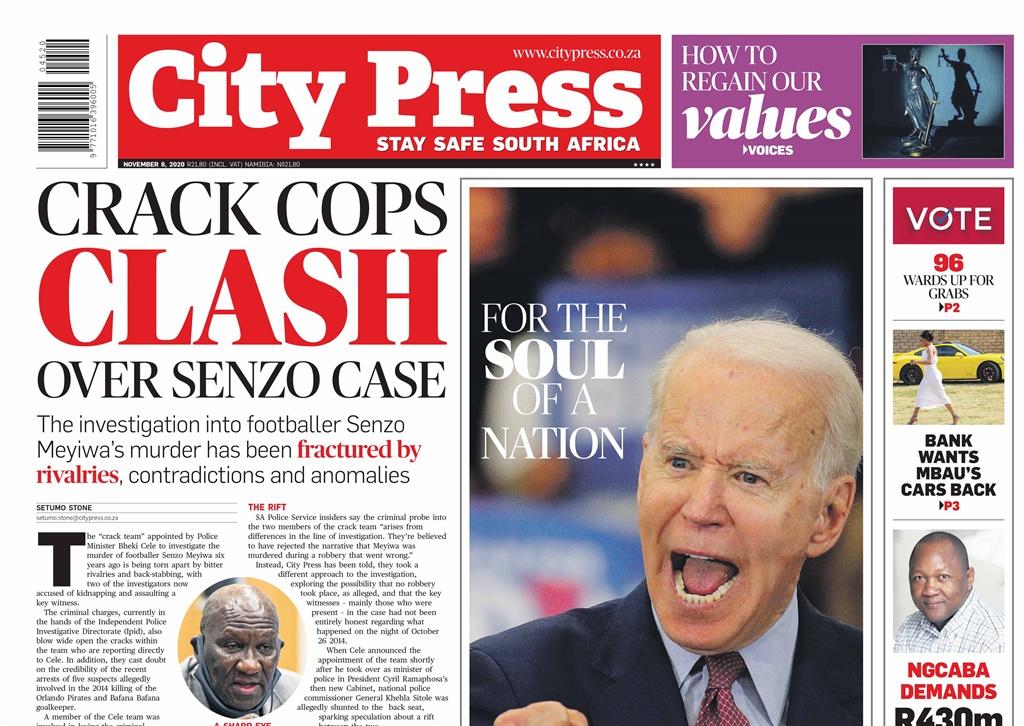 City Press   November 8 2020