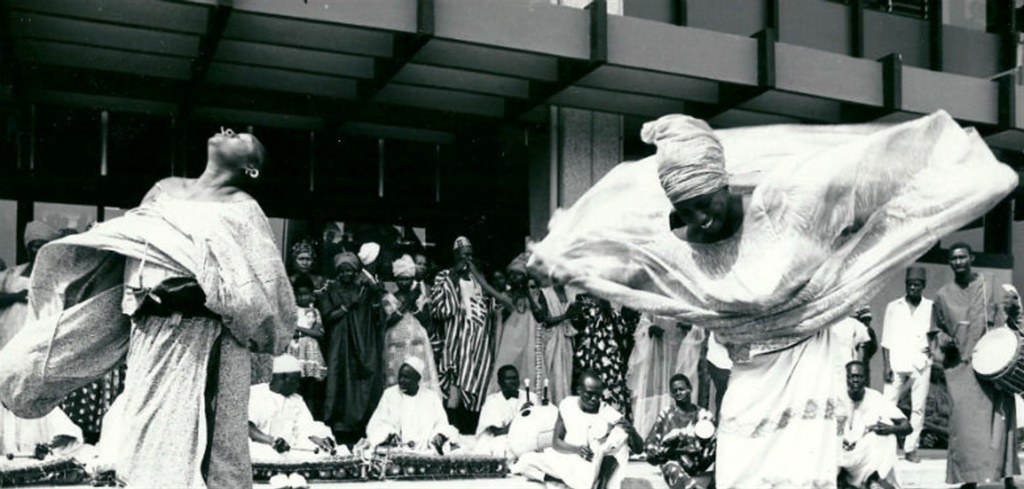 The First World Festival of Black Arts, or FESMAN as it's commonly called, was a month-long pan-African festival that occurred from April 1 to 24 in Dakar, Senegal, in 1966. (Photo: Supplied)