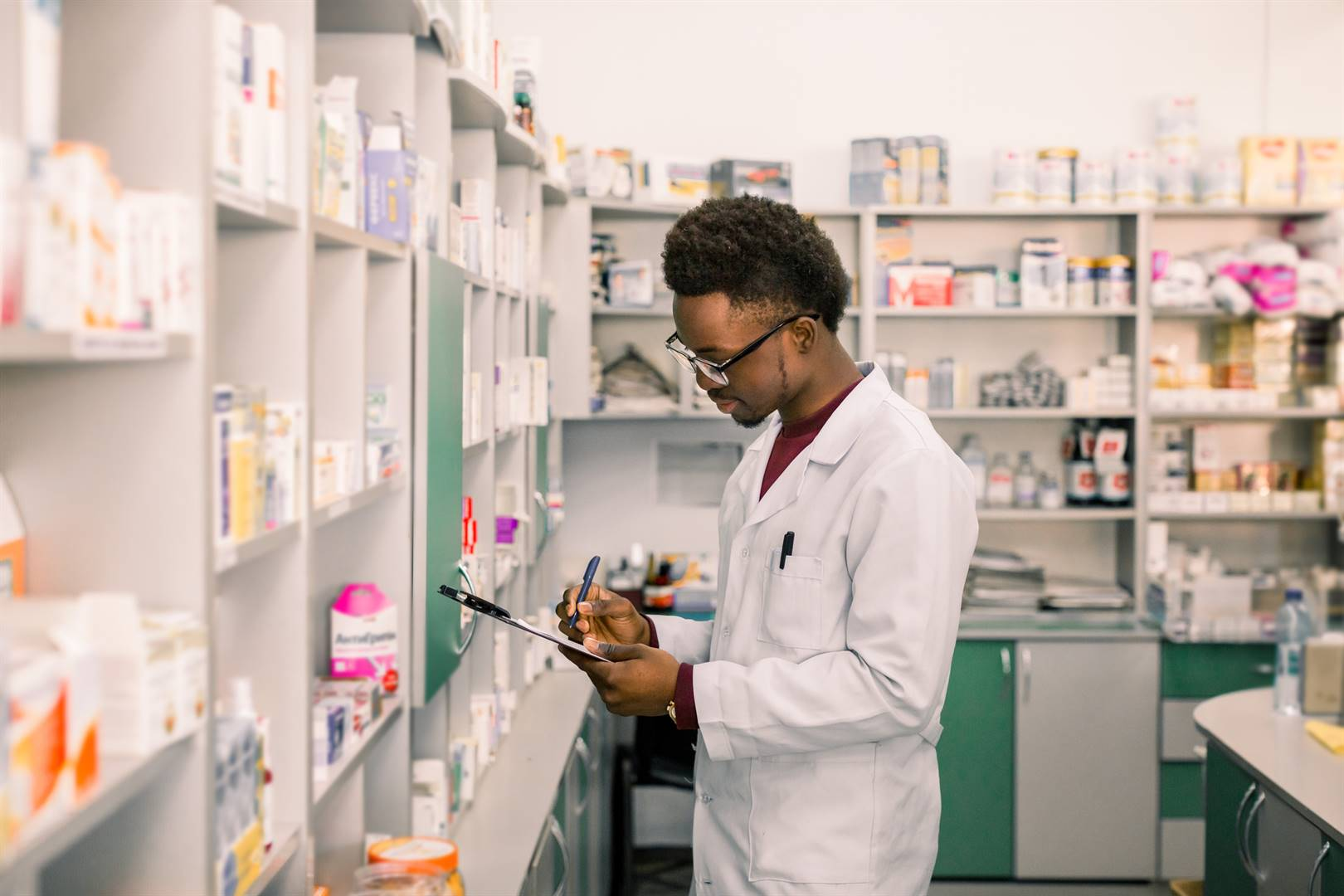 """The role of pharmacist is vital given estimates of the World Health Organization that """"half of all medicines are prescribed, dispensed or sold inappropriately"""". Picture: Supplied"""