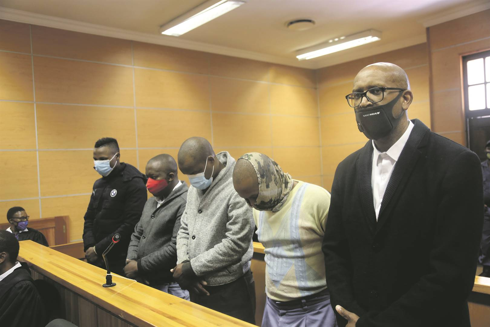 Limpopo court hears man accused of ordering hit on his wife is a threat to witnesses - News24