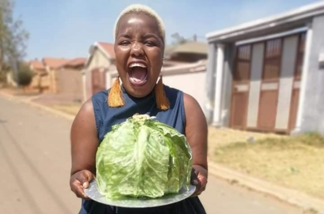 Creative cake artist Kurhula Makhuvele makes cakes that will have you fooled every time.