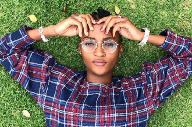 Being funny comes naturally to comedienne Lihle Msimang