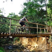 Wolwespruit is Pretoria's N1 mountain biking venue of convenience