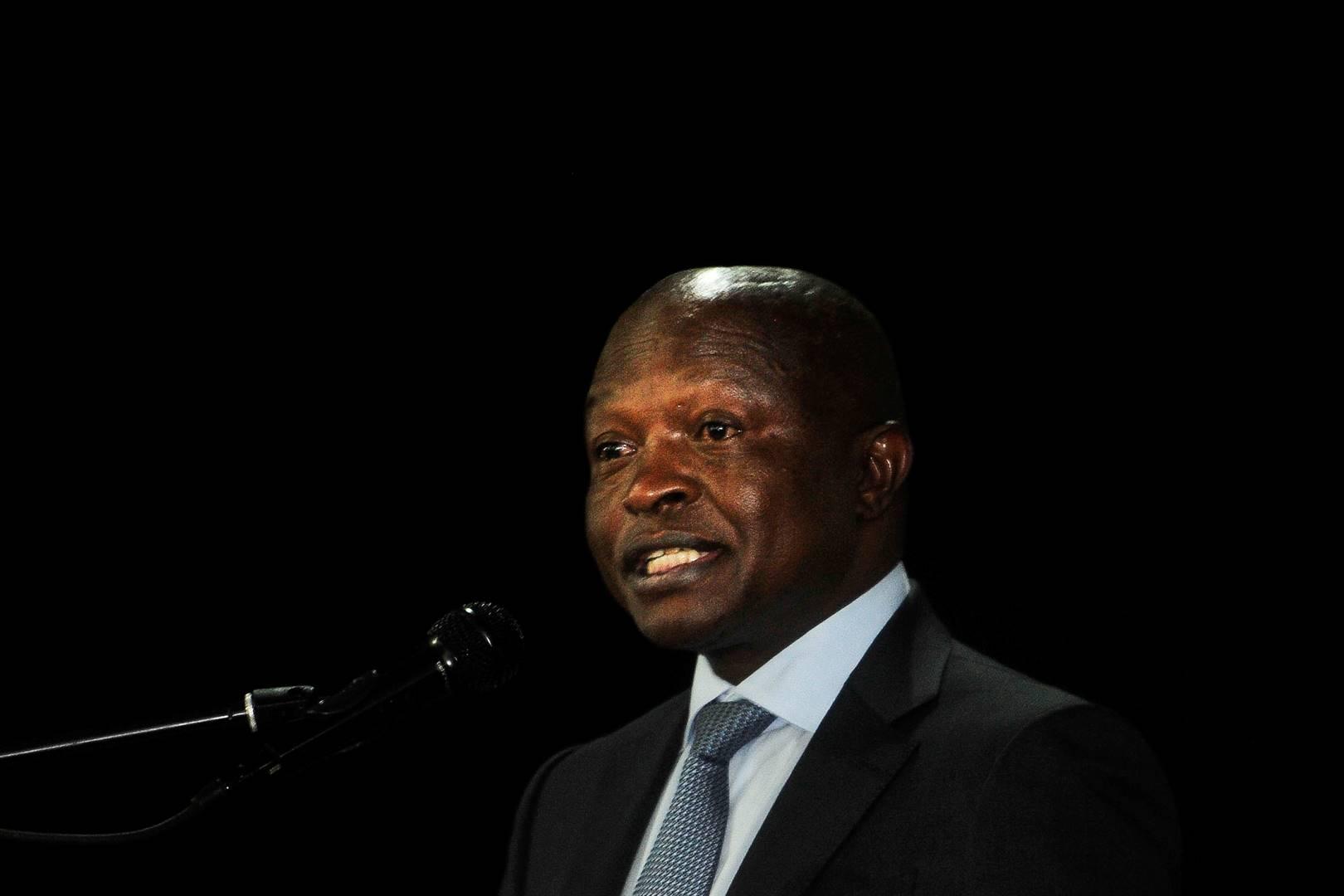 Adj.pres. David Mabuza Foto: City Press