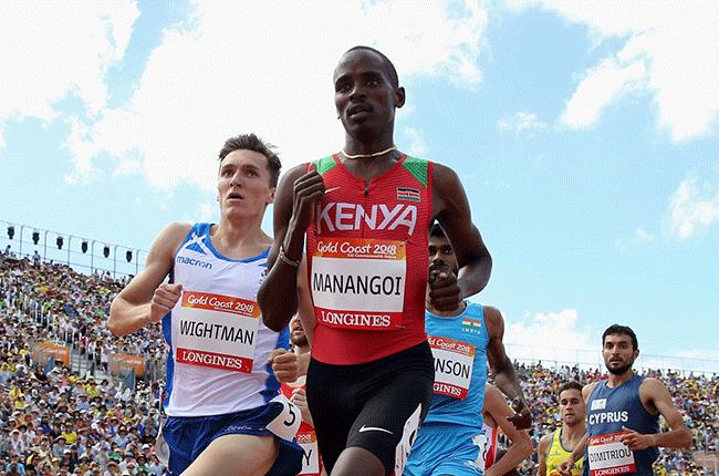 Elijah Manangoi