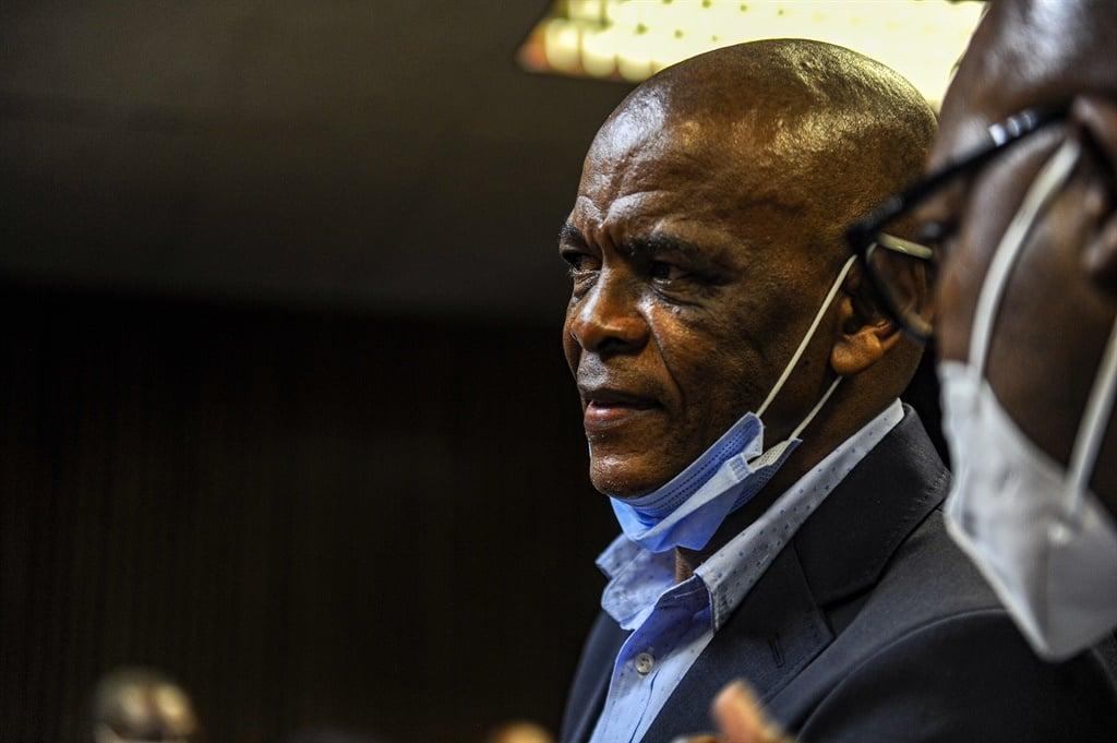 Ace Magashule. Picture: Rosetta Msimango