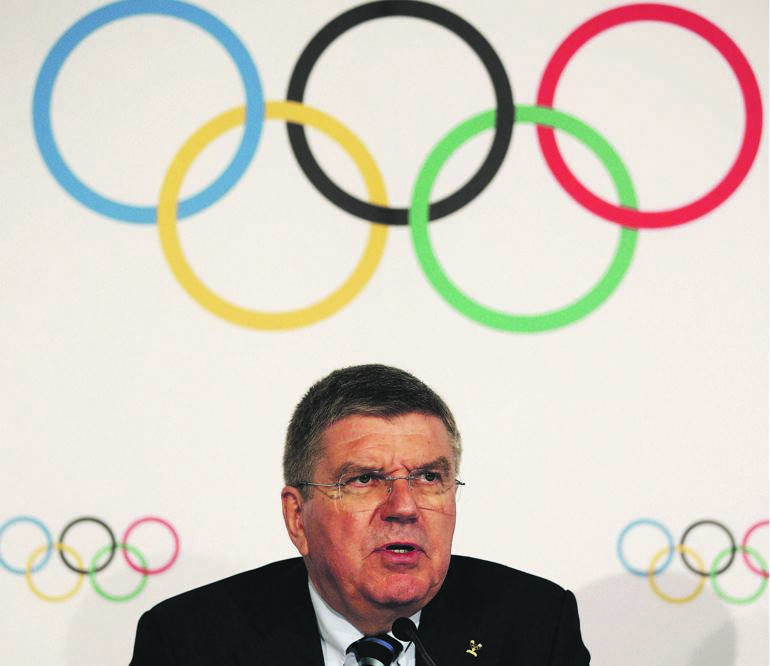 International Olympic Committee president Thomas Bach. Picture: Matt King/Getty Images
