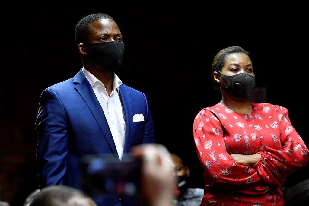 Prophet Shepherd Bushiri and his wife Mary skipped the country in November. Picture: Gallo Images / Frennie Shivambu