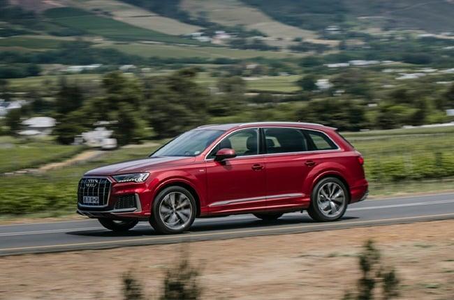 2021 Audi Q7 (MotorPress)