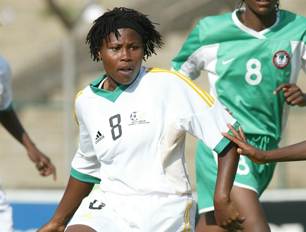 Former Banyana Banyana player Makhosini Luthuli has died. Picture: Duif du Toit / Gallo Images