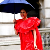 Pantone's latest hue is 'Period Red' and it's the colour we'll all be wearing this festive season