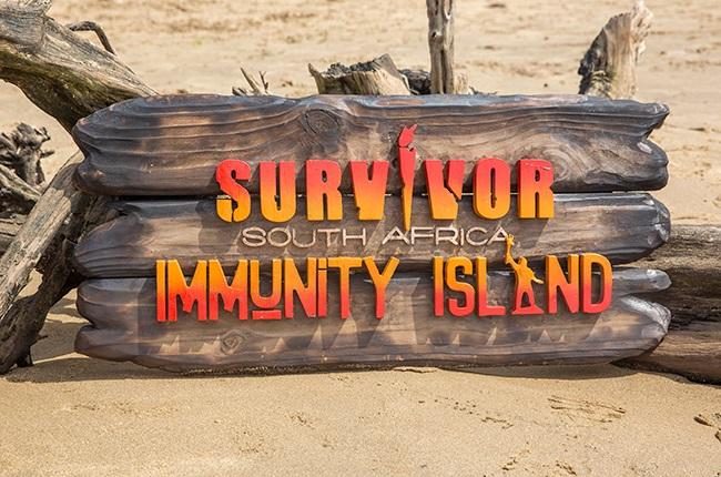 Survivor South Africa: Immunity Island