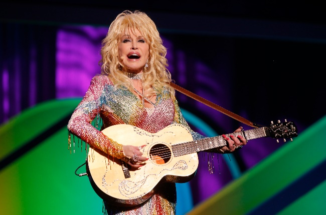 The country music legend had donated $1 million (Over R15 million) of her own money to help fund a Covid-19 vaccine. (Photo: Gallo Images/ Getty Images)
