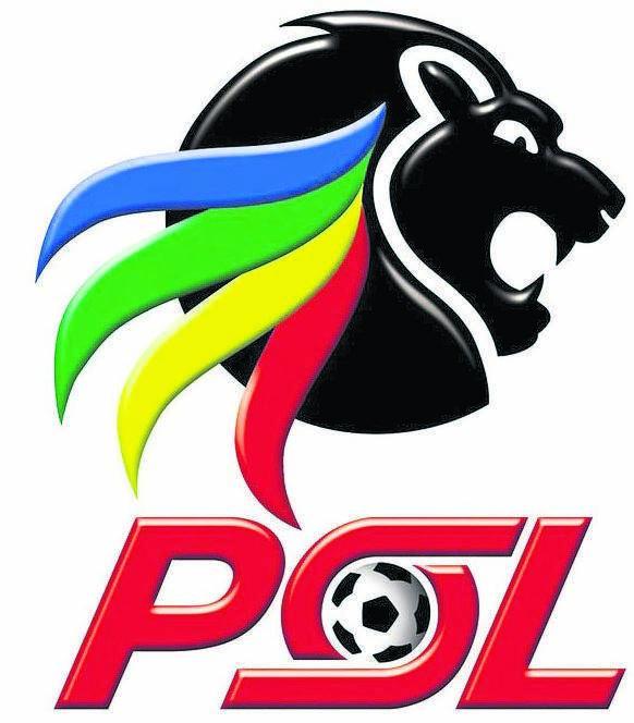 DStv Premier league logo.