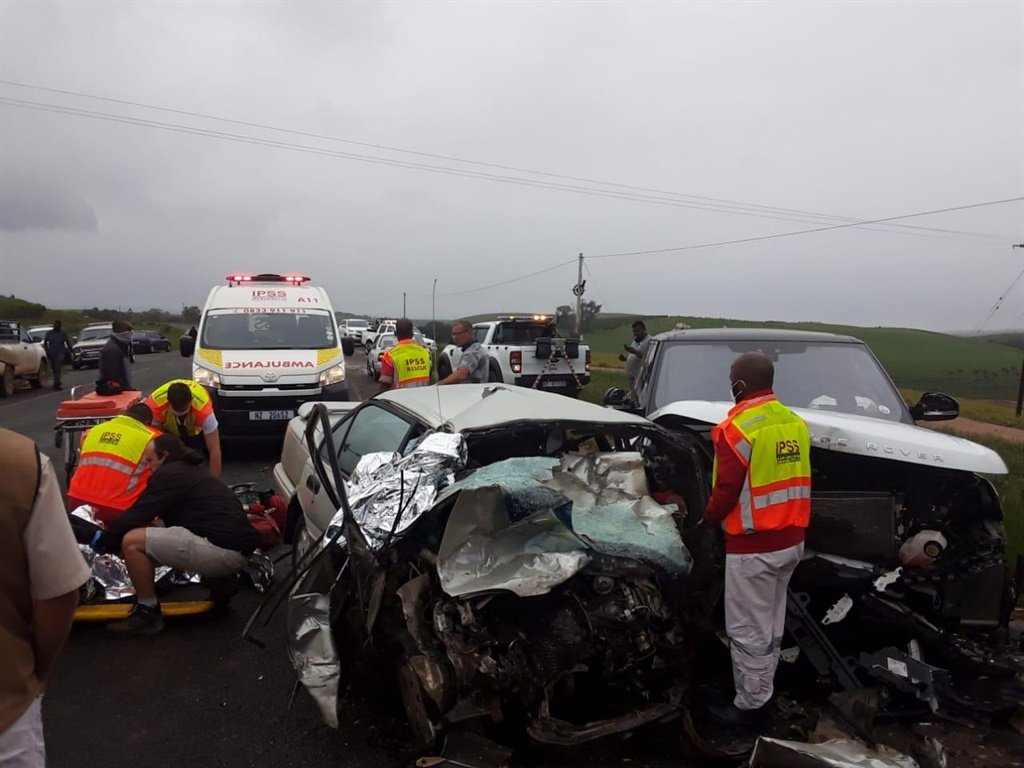 Four dead, three injured in an accident in KZN.