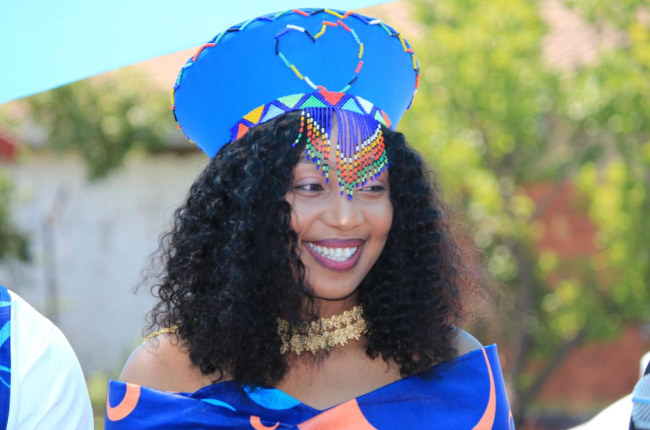 Nonhlanhla Mtshali received a bone marrow transplant in 2017 and is now living her best life.