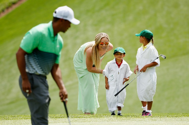 Charlie won consecutive junior golf tournaments in