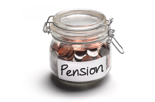 Pension funds do not form part of the deceased's estate.