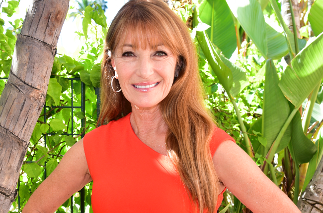Jane Seymour reckons she is in tip-top shape and can play herself at 25. (Photo: Gallo Images/Getty Images)