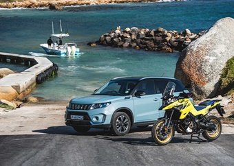 Boats, cars and bikes - Suzuki celebrates 100 years of engineering excellence in 2020