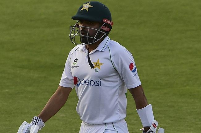 Pakistan captain Babar Azam. (Photo by Asif Hassan/AFP)