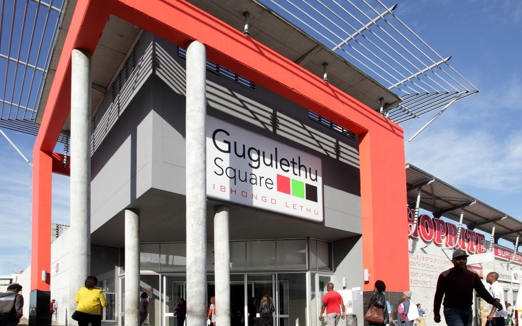 Vukile Properties owns township and rural shopping centres including  Gugulethu Square, Mdantsane City Shopping Centre, Soweto Dobsonville Mall. Photo: Vukile Property Fund