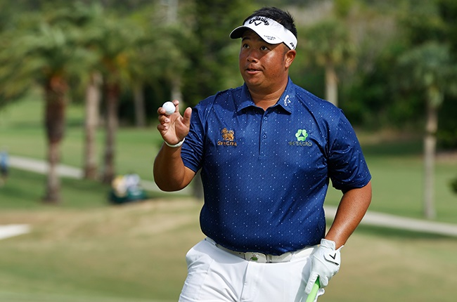 Kiradech Aphibarnrat. (Photo by Gregory Shamus/Getty Images)