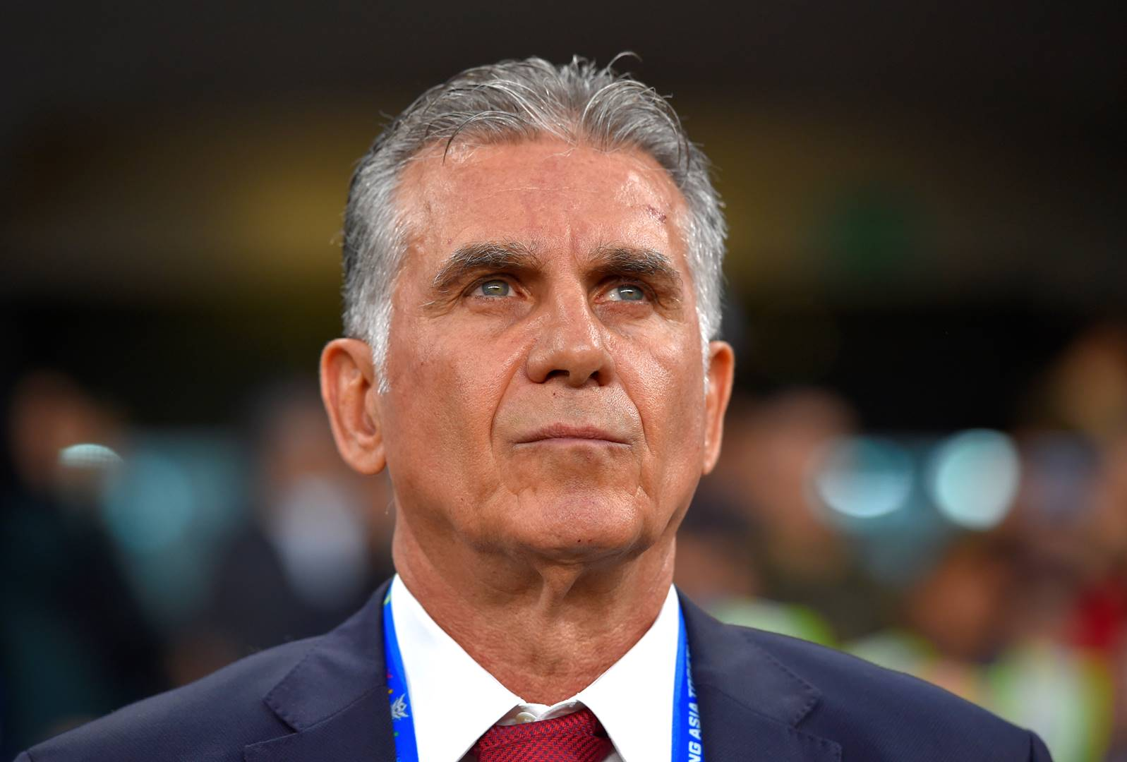 Carlos Queiroz. Picture: Getty Images