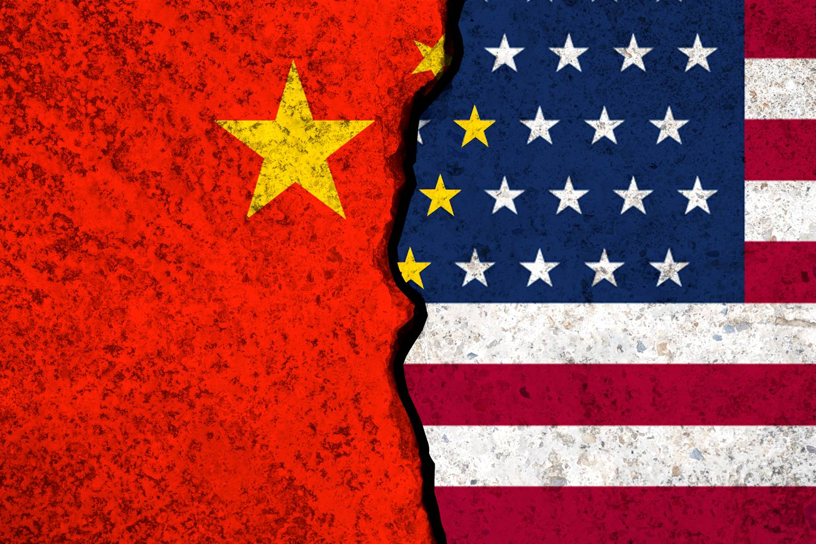 A decoupling of economic and political ties between the US and China is likely to be one of the most important drivers of financial markets in the emerging world during the next decade. Picture: istock