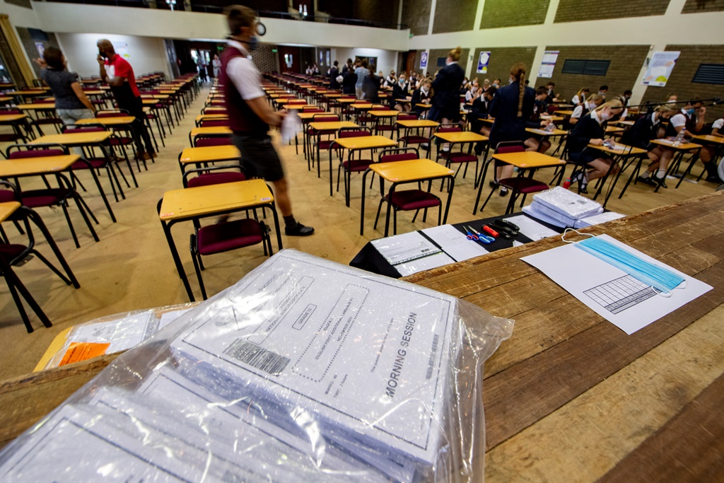 The pass rate was obtained by 12 024 full-time and 1139 part-time candidates from 233 examination centres writing in 261 venues across Southern Africa.