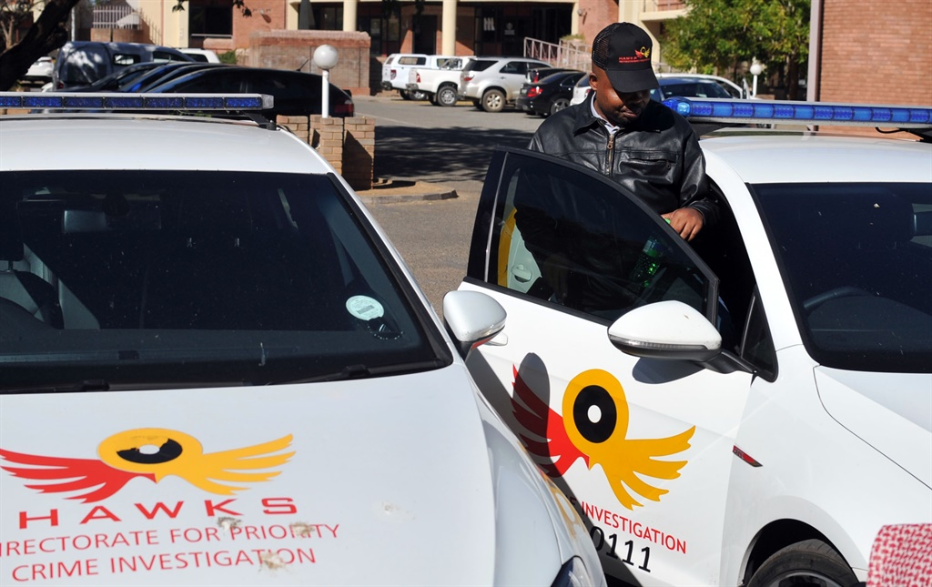 The accused, aged 36 to 55, are being investigated by the Hawks as part of an ongoing probe into corruption at municipalities around the country.