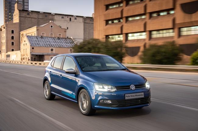 2021 Volkswagen Polo Vivo