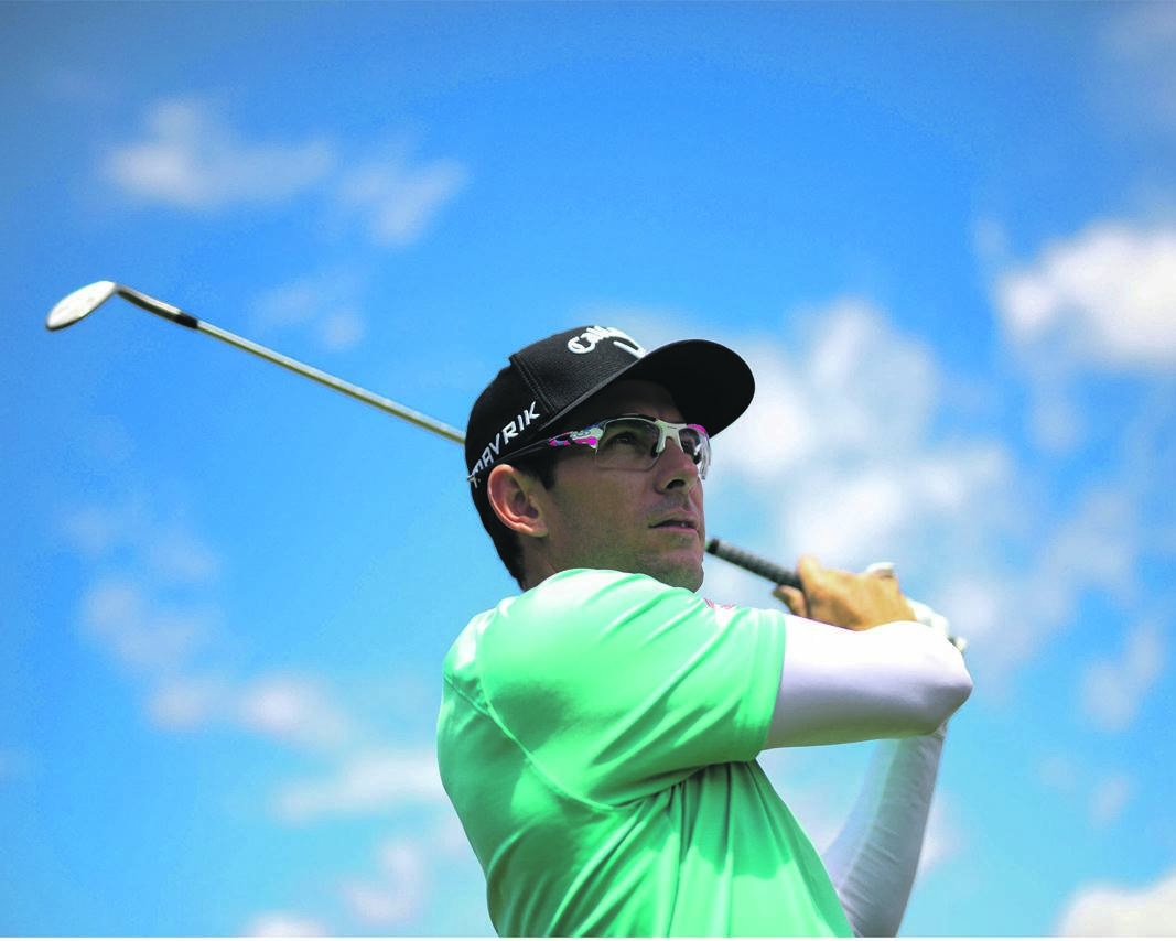 Top South African golfer Dylan Frittelli, who usually plays in America, is in the field for Thursday's South African Open at Sun City.