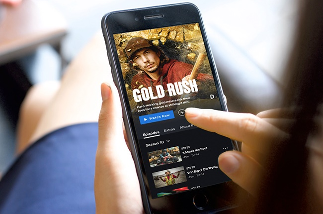 Global video streaming service discovery+ is coming soon.