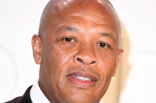 Famed hip hop artist and producer Dr Dre is in hospital after suffering from a brain aneurysm.