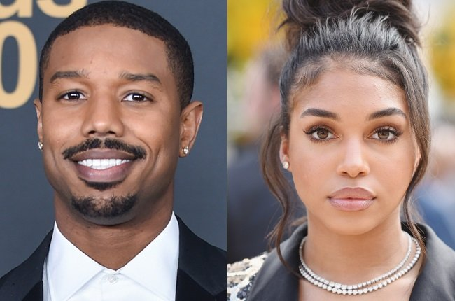 Michael B Jordan and Lori Harvey make relationship Instagram official |  Channel