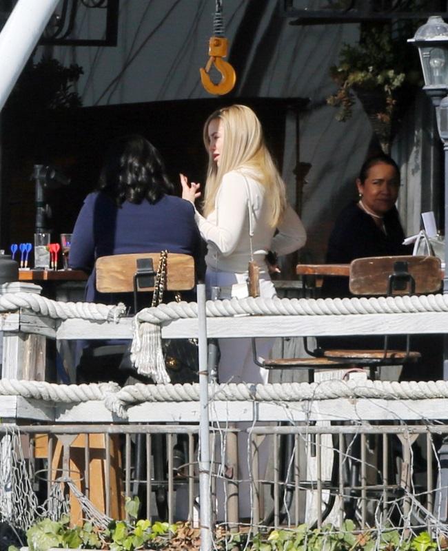 Kate Hudson and Octavia Spencer were recently spot