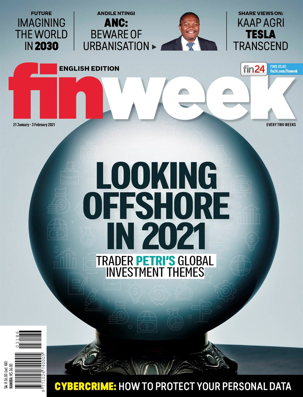 finweek, january, 2021