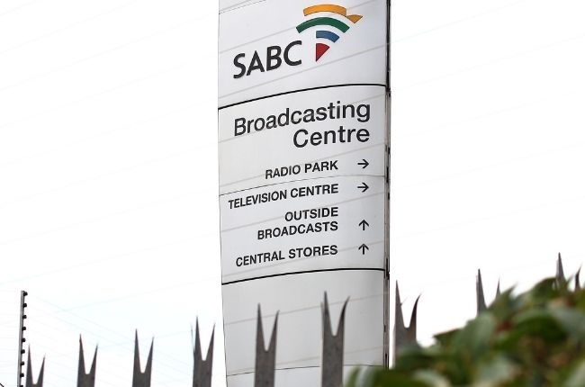A general view of the South African Broadcast Cooperation (SABC) Head Office in JHB.