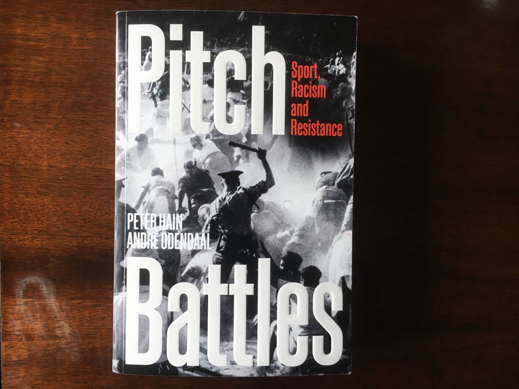 Pitch Battles: Sport, Racism and Resistance. (Phot