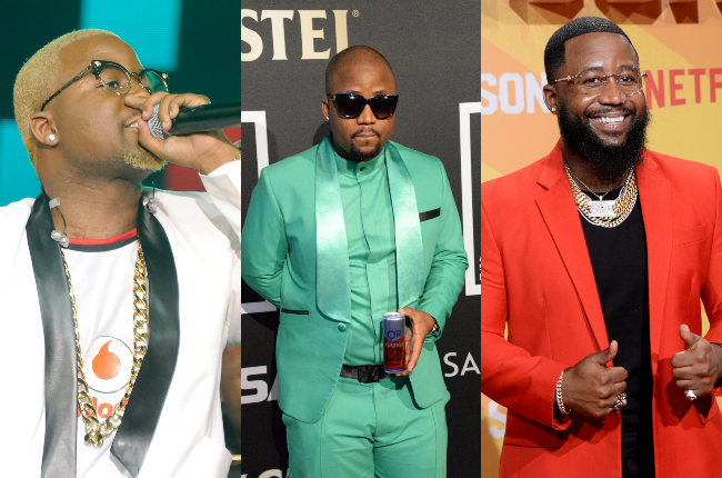 Cassper Nyovest has transformed over the years.