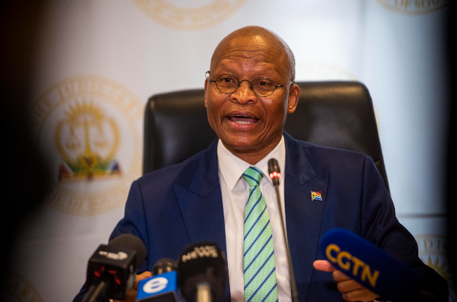"Health experts are calling for Chief Justice Mogoeng Mogoeng to be sacked after his controversial comments about the ""satanic"" Covid-19 vaccine."