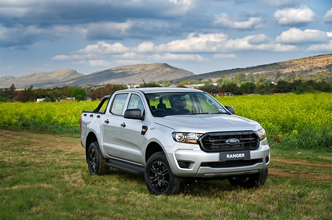 Ford Ranger XL Sport Pack: Launched October 2020