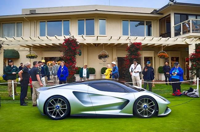 lotus evijah,electric car